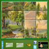 Puzzle Craze Green Nature