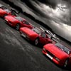 Puzzles: Red Cars