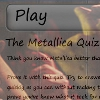 Quiz – Metallica