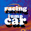 racing jump car game