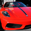 red ferari jigsaw