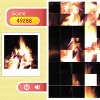 Row Puzzle – Fire