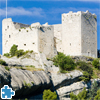 Ruins of Castle Jigsaw Puzzle