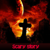 Scary story. Find objects