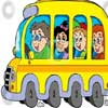 School Bus Jigsaw Puzzle Games