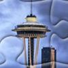 Seattle, WA Jigsaw Puzzle