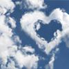 Sky heart jigsaw