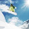 Snowboard Jump Jigsaw