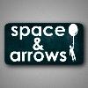 space & arrows