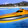Speed boat sport