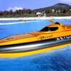 Speed boat sport