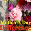 Spot Difference – Mother's Day