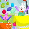 Spot Five Differences – Easter Bunny