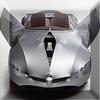 Platinum car 3D