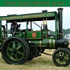 Steam Engine Marshall Jigsaw