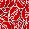 Stop Sign Slider