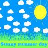 Sunny summer day