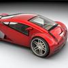 Super hyper car 3D