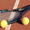 Tennis racket balls