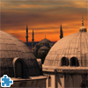 The Blue Mosque Jigsaw