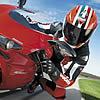 the new motorbike
