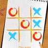 井字游戏,三级难度OOXX游戏
