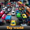 Toy world. Find objects