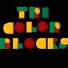 Tri Color Blocks