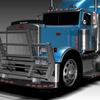 Truck prefecture 3D