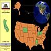 USA Jigsaw – American States