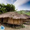 Village Hut Jigsaw Puzzle