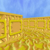 Virtual Large Maze – Set 1005