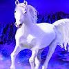White horses on the mountain  puzzle