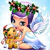 Winter Fairy Jigsaw Puzzle