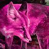 Fantastic pink foxes puzzle