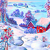 Winter view puzzle
