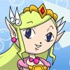 Zelda Lolita Style Coloring Game