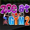 Zoe at Gym 2